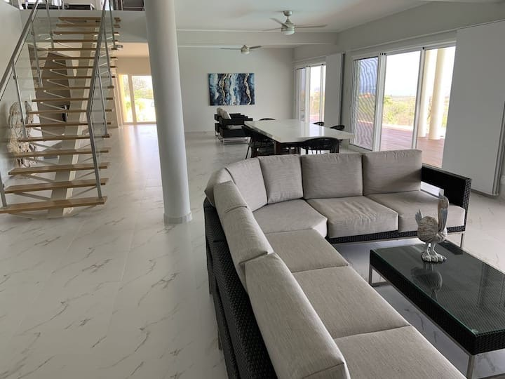 Terrace 5 villa for groups