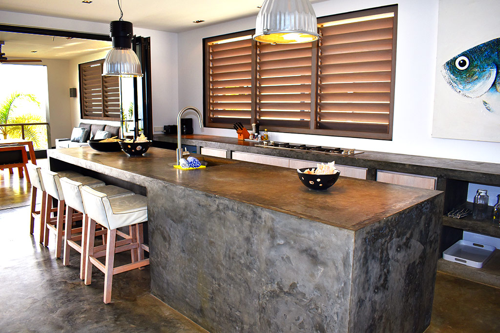 Nos Shelu - Design kitchen