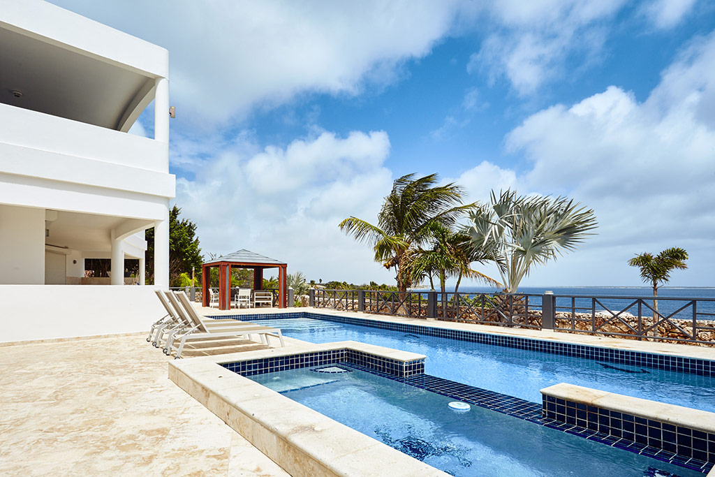 swimming pool and view villa joya