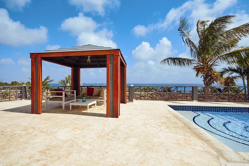 cabana and part pool villa joya
