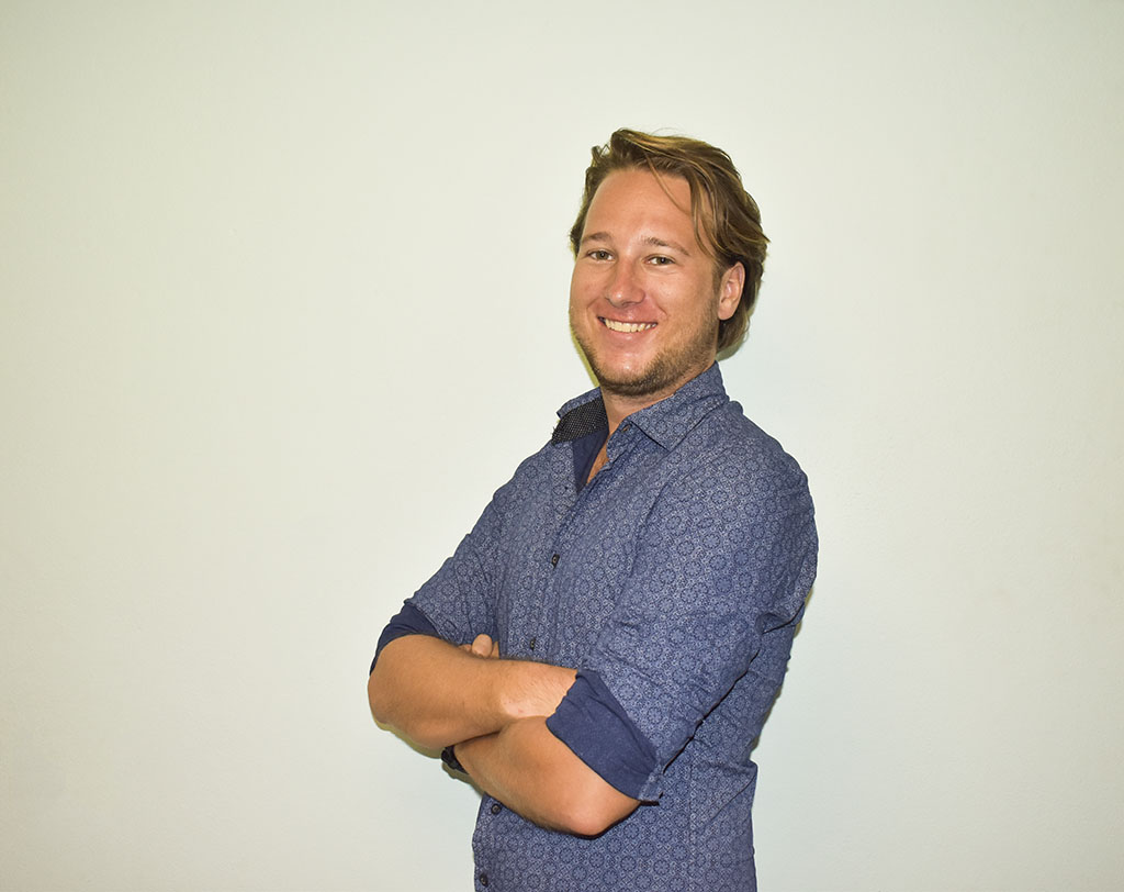 Peter van Dusseldorp SunRentals Bonaire