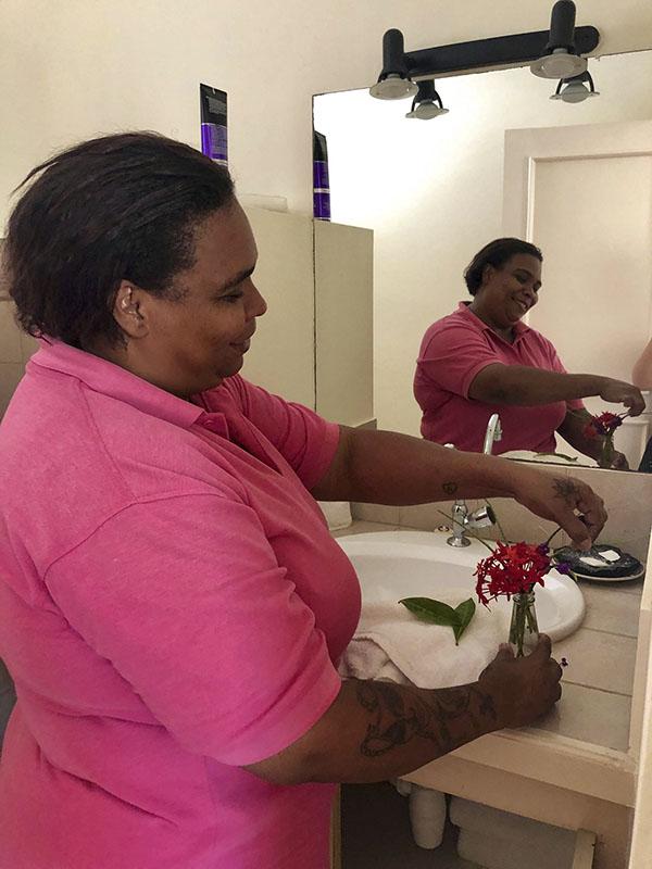 Mariella - Housekeeping