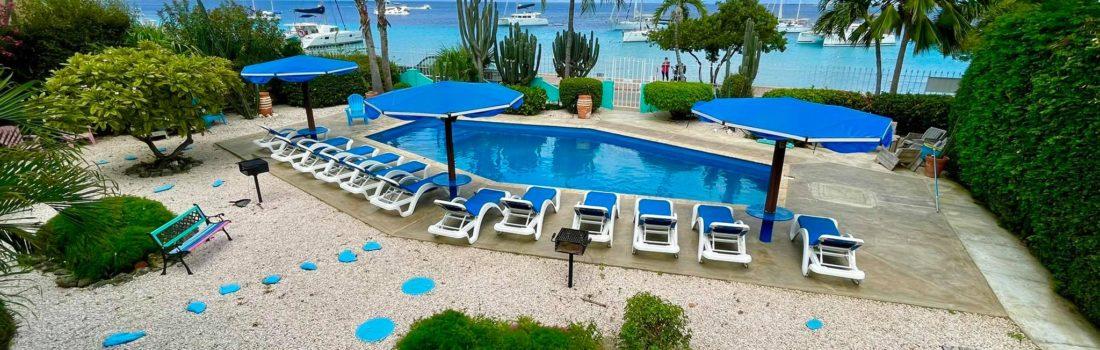 Een positieve covid update vanuit Bonaire!